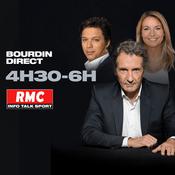 Podcast RMC - Bourdin Direct : 4h30-6h