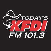 Rádio KFDI-FM - 101.3 FM