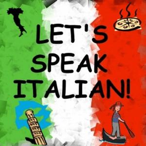 Podcast Let's Speak Italian!