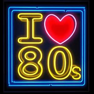 Rádio CALM RADIO - I Love 80s
