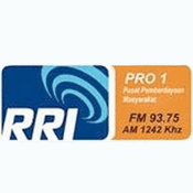 Rádio RRI Pro 1 Bogor FM 93.7