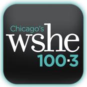 Rádio WSHE - Chicago's 100.3 FM