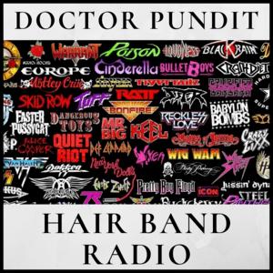 Rádio Doctor Pundit Hair Band Radio