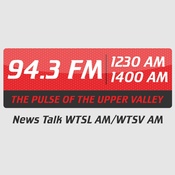 Rádio WTSL - The Pulse Of The Valley 1400 AM