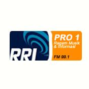 Rádio RRI Pro 1 Pekanbaru FM 99.1