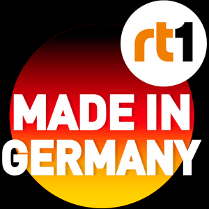 Rádio RT1 MADE IN GERMANY