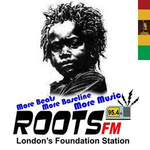 Rádio UK Roots FM 95.4