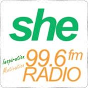 Rádio She Radio 99.6 FM