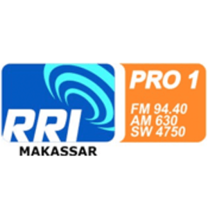 Rádio RRI Pro 1 Makassar