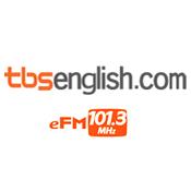 Rádio TBS eFM English