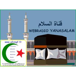 Rádio Yanasalam Webradio