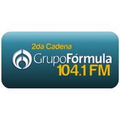 Rádio Grupo Fórmula 104.1 FM - Radio Fórmula Segunda Cadena
