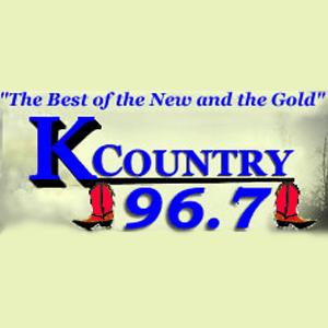 Rádio WKMM - K-Country 96.7 FM