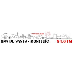 Rádio Ona de Sants-Montjuïc 94.6 FM