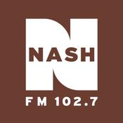 Rádio WHKR - Nash FM 102.7
