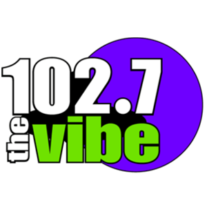 Rádio KBBQ-FM - The Vibe 102.7 FM