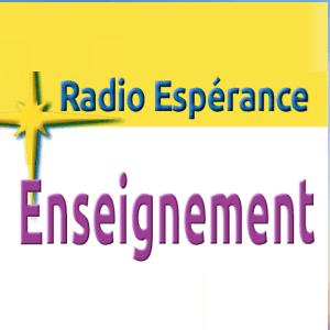 Rádio Radio Espérance - Enseignement