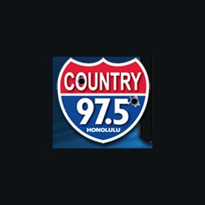 Rádio KHCM-FM - 97.5 Country