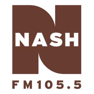 Rádio WYZB - Nash FM 105.5 FM