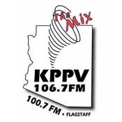 Rádio KPPV 106.7 FM - The Mix