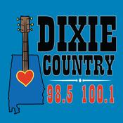 Rádio WDXX - Dixie Country 100.1 FM