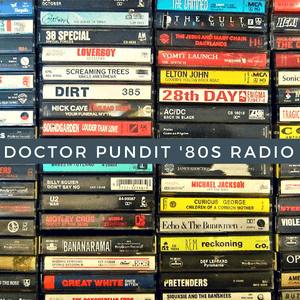 Rádio Doctor Pundit '80s Radio