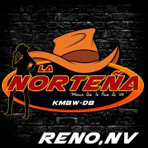 Rádio KMBW - La Norteña 100.1