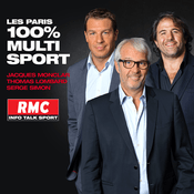 Podcast RMC - Les Paris 100% Multisport