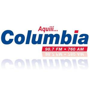 Rádio Columbia 98.7 FM