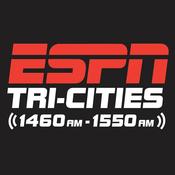 Rádio KICS - ESPN Tri-Cities 1460 AM - 1550 AM
