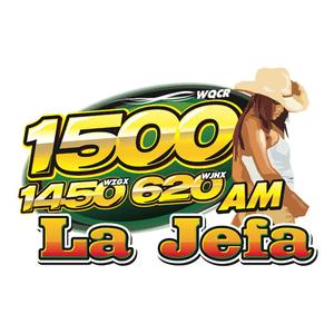 Rádio WJHX - La Jefa 620 AM
