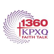 Rádio KPXQ - Faith Talk 1360 AM