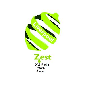 Rádio Zest Liverpool DAB radio