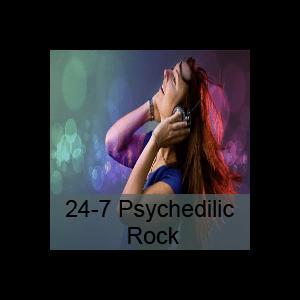 24-7 Niche Radio - Psychedelic Rock