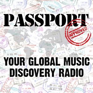 Rádio Passport Approved