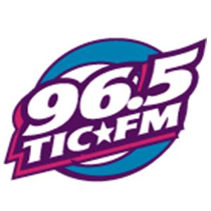 Rádio WTIC-FM - 96.5 TIC FM