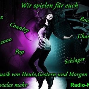 Rádio Radio Neon Green