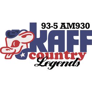 Rádio KAFF - Country Legends 93.5