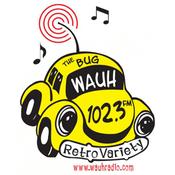Rádio WAUH 102.3 FM - The Bug Retro Radio