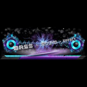 Rádio Bass-Sound-Effect