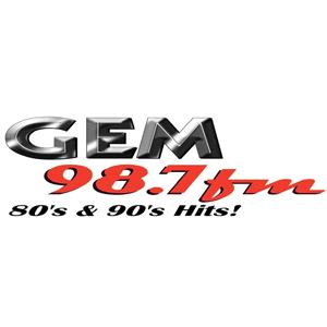 Rádio WGMM - Gem 98.7 FM