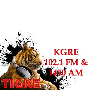 Rádio KGRE - Tigre Colorado 1450 AM