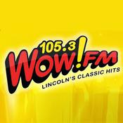 Rádio KLNC - Wow! 105.3 FM