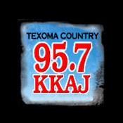 Rádio KKAJ 95.7 - Texoma Country