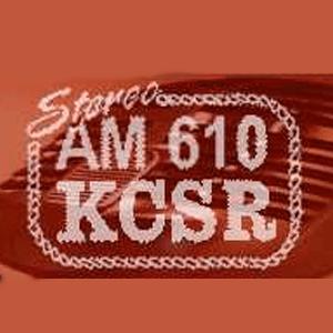 Rádio KCSR - Stereo 610 AM