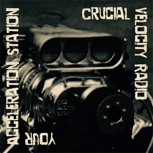 Rádio Crucial Velocity Radio