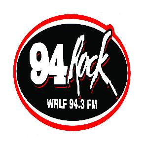 Rádio WRLF - 94 Rock 94.3 FM