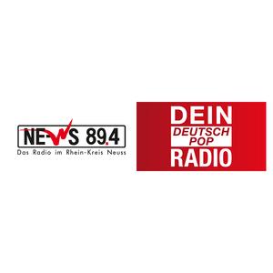 Rádio NE-WS 89.4 - Dein DeutschPop Radio