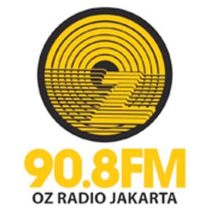 Rádio OZ Radio Jakarta 90.8 FM