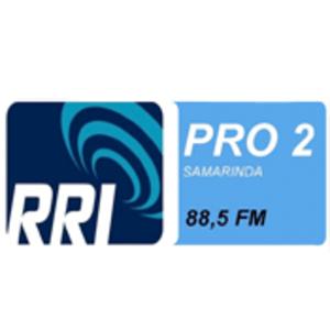 Rádio RRI Pro 2 Samarinda FM 88.5